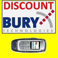 Bury Cradle: Nokia 6021/6020 [THB System 8 Take & Talk Car Kit Holder] USED