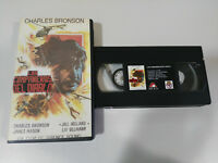 LOS COMPAÑEROS DEL DIABLO CHARLES BRONSON - VHS CINTA TAPE CASTELLANO