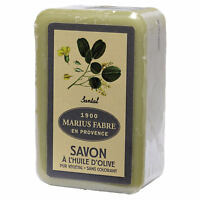 Marius Fabre Sandalwood Olive Oil Bar Soap 250g 8.8oz