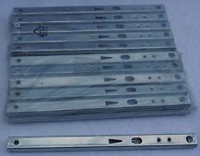 Coulisses à billes de tiroirs CB4-21,4cm-En acier-Lot de 20