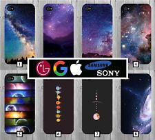 Space Phone Case Cover Planet Planets Nokia Google iPhone Samsung HTC LG 98