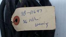 1935 36 Ford Passenger Main Light Wiring Harness
