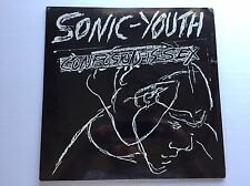 SONIC YOUTH - CONFUSION IS SEX LP (SEALED) Black Vinyl USA Press SST RECORDS 096