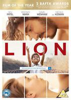 León Dev Patel Rooney Mara Nicole Kidman David Wenham Eiv GB 2017 DVD Nuevo