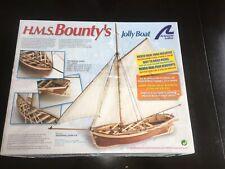 Latina 1/25 Bounty Jolly Wooden Model Ship Kit - #19004
