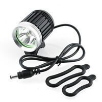 Tool 6000Lm 3X CREE XM-L T6 LED Front Bicycle Head Lamp Set Bike Light Headlamp