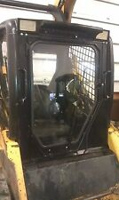 New Cab Enclosure Kit For John Deere 240 250 260 270 Or 280 Skid Steer