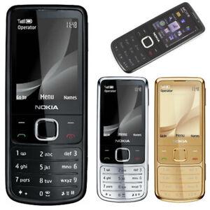 Original Nokia 6700 Classic Mobile Phone GPS 5MP GSM 3G 6700c Unlocked CellPhone