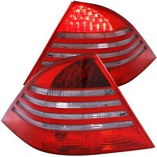 Anzo Tail Light Set-LED Red/Smoke for Mercedes-Benz S430, S500, S55 AMG / 321122
