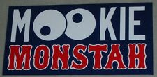 Boston Fenway Park Red Sox Mookie Betts Monster Sticker Decal Type FREESHIP