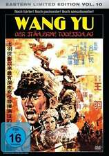 WANG YU - DER STÄHLERNE TODESSCHLAG - EASTERN LIMITED EDITION VOL. 10 DVD Neu