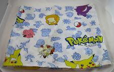 Pokemon Pikachu Valance Curtain Vintage 1998 Nintendo Springs USA