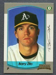 2000 Bowman Gold #419 Barry Zito Rc 3/99 HTZ 078