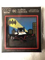 IN-HAND: Batman Batmobile Funko Pop Loungefly SUPER HERO Pin DC Comics LE 500