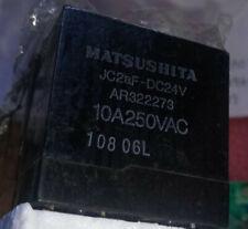 JC2aF-DC24V MATSUSHITA RELAIS 10A250VAC