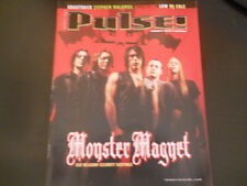 Kirsty MacColl, Monster Magnet - Pulse Magazine 2001