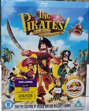 The Pirates! In An Adventure With Scientists (Blu-ray, 2012) NEW AND SEALED
