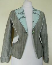 Hip Length Linen Jacket Suits & Tailoring for Women