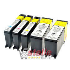 KIT 5 CARTUCCE XL PER LEXMARK S301 S305 S308 S405 S408 S505 S508