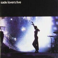 Sade Lovers live (2002) [CD]