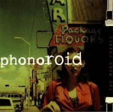 Phonoroid + CD + Two many frames (1997)