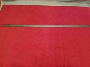 SHINWA 24 INCH RULE NO.3101E STAINLESS HARDENED MADE IN JAPAN MACHINIST TOOL