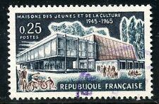 STAMP / TIMBRE FRANCE OBLITERE N° 1448 MAISONS DES JEUNES DE LA CULTURE