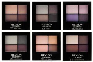 Revlon Colorstay 16 Hour Eye Shadow Luxurious Colour Crease and Smudge Free