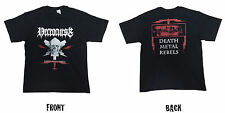 NECROCURSE Death Metal Rebels T-SHIRT SIZE: XXL