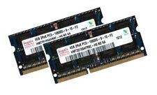 2x 4gb 8gb Hynix ddr3 di RAM per MEDION Akoya ® ® e7218 e7219 Memory Memoria