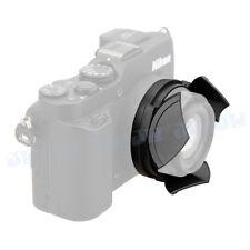 JJC Selfretaining Auto Open/Close Lens Cap for Nikon Coolpix P7700 P7800 Camera