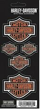 Harley-Davidson Bar and Shield Decals / Sticker *Free Shipping