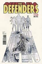 DEFENDERS #1 1:25 MACK VARIANT MARVEL 1ST PRINT 14/06/17NM