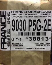 FRANCE electric Sign Repair PART 9030 P5G-2E OUTDOOR TYPE2 Neon Transformer NIB