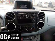 Peugeot partner GPS système de navigation set radio sat nav rneg 2 rt6 wip Nav +