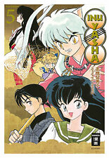 Inu Yasha New Edition 5 - Deutsch - EMA / Egmont - NEUWARE