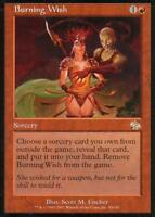 Burning Wish   NM   Judgment   Magic MTG