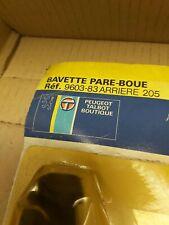 Bavette ar 205 Peugeot ref 9603.83