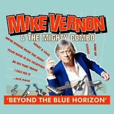Mike Vernon & The Mighty Combo - Beyond The Blue Horizon - great blues promo