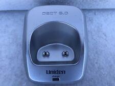 Dcx200 Uniden Handset Charging Base for handsets Dect2060, Dect2080, Dect2085