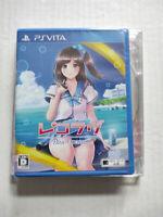 Reco Love Blue Ocean Sony PlayStation Vita PSV 2016 Japanese Sealed