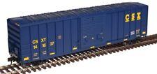 Atlas # 50003426 FMC 5077 50' Single-Door Boxcar CSX # 141637 N MIB