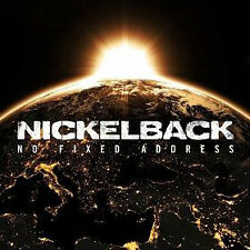 Nickelback - No Fixed Address Vinyl LP Republic Records 2014 NEW/SEALED