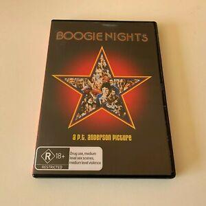 Boogie Nights DVD - Mark Wahlberg - Free Post