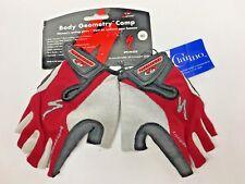 Nwt SPECIALIZED Womens Fingerless BG Body Geometry Clarino Cycling Gloves S-M