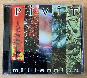 Pivit - Millennium - RARE Excellent Punk CD Red Eye Records 1998