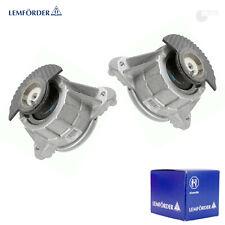 Li für MERCEDES W204 S204 W212 C218 2x Lemförder Lagerung Motor Motorlager Re