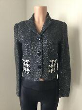 Dolce & Gabbana Multicolor 40 sweaters Jacket Laser multicolor  blazer Casual