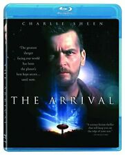 Blu Ray THE ARRIVAL. Charlie Sheen (1996). Region free. New sealed.