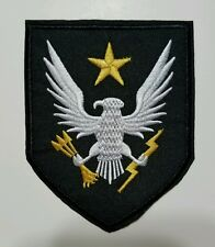 Halo Noble embroidered Patch 4 inches tall